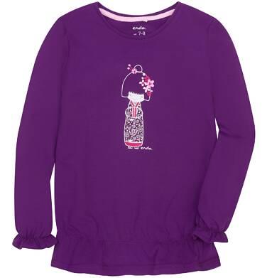 Endo - Bufiasta bluzka dla dziewczynki 3-8 lat D72G046_1