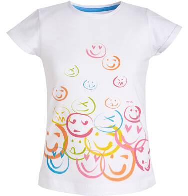 Endo - T-shirt z krótkim rękawem dla dziewczynki 9-13 lat D81G546_1