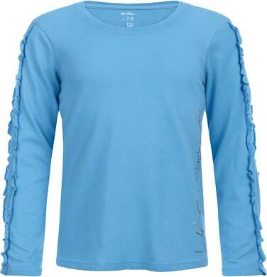 Endo - T-shirt z długim rękawem dla dziewczynki 9-13 lat D82G621_1