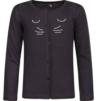 Endo - Sweter rozpinany dla dziewczynki 9-13 lat D82B516_1