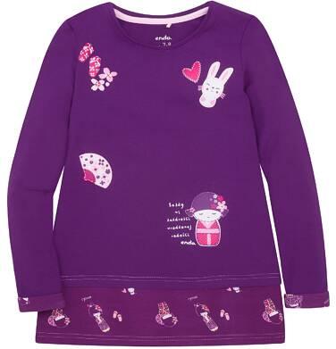 Endo - Tunika dla dziewczynki 3-8 lat D72G047_1