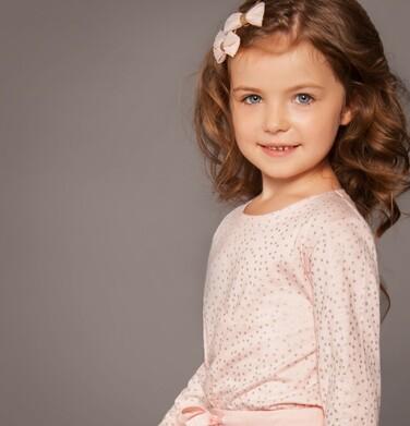 Endo - T-shirt z długim rękawem dla dziewczynki 3-8 lat D82G006_2