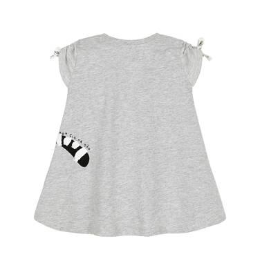 Endo - Sukienka z krótkim rękawem dla dziecka 0-3 lata N91H015_1