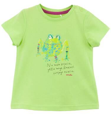 Endo - Bluzka dla niemowlaka N61G048_1