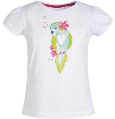 Endo - Bluzka z krótkim rękawem dla dziewczynki 9-13 lat D81G630_1
