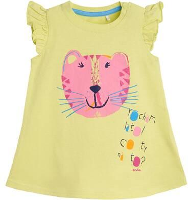 Endo - Sukienka z krótkim rękawem dla dziecka 0-3 lata N81H003_1