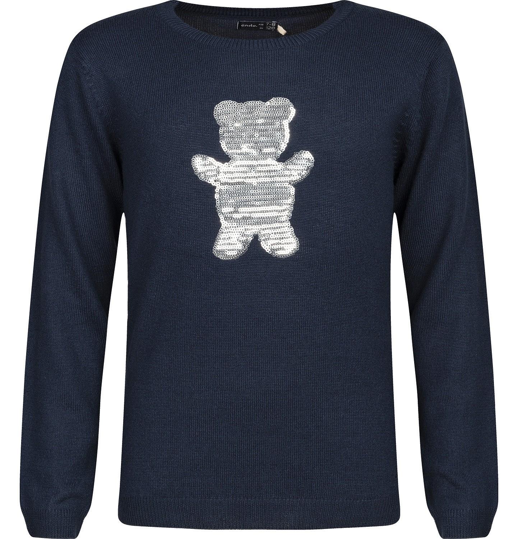 Endo - Sweter dla dziewczynki 9-13 lat D82B523_1