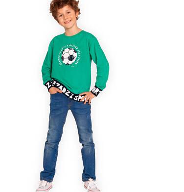 Endo - Spodnie jeansowe dla chłopca, 2-8 lat C03K031_2,2