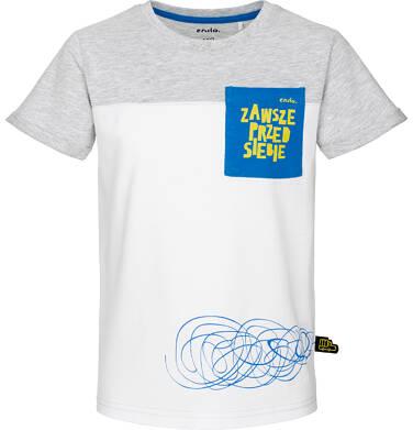 Endo - T-shirt z krótkim rękawem dla chłopca 9-13 lat C91G618_1