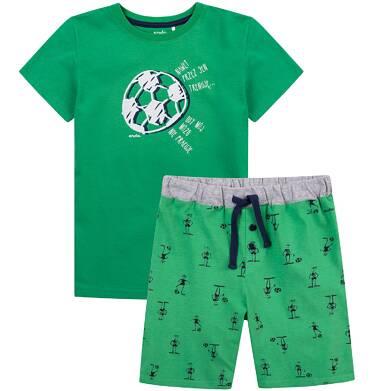 Endo - Piżama z krótkimi spodenkami dla chłopca 4-8 lat C71V006_1