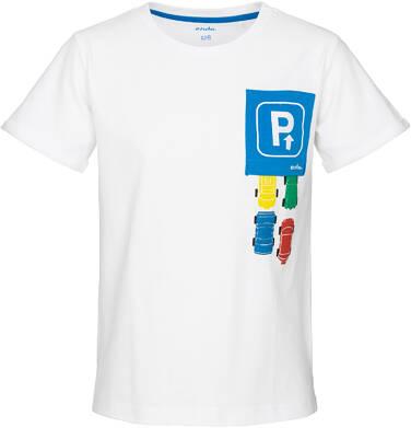 Endo - T-shirt z krótkim rękawem dla chłopca 3-8 lat C91G119_1