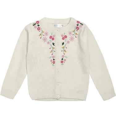Endo - Sweter dla dziewczynki 0-3 lata N82B013_1