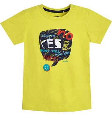 Endo - T-shirt dla chłopca 3-8 lat C81G008_2